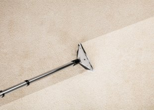 Close up of hover cleaning a carpet by Carpet Cleaning Cheltenham